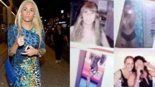 Las supuestas fotos hot de Rocío Oliva que un hacker difundió como venganza