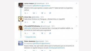 Un tuit de Patricia Bullrich sobre Salta hizo estallar las burlas en las redes sociales