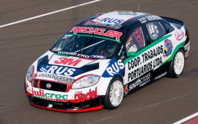 Mariano Werner quedó tercero en la carrera de la clase 3 del Turismo Nacional