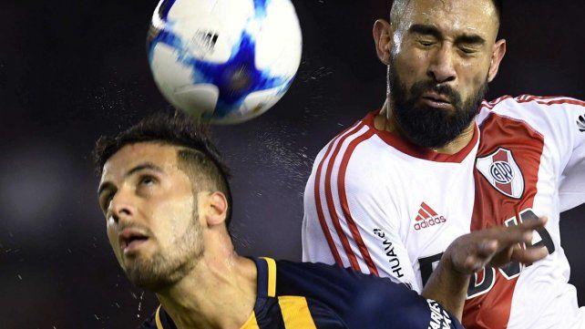 River empató y jugó a favor de Boca