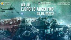 hoy es el dia del ejercito argentino