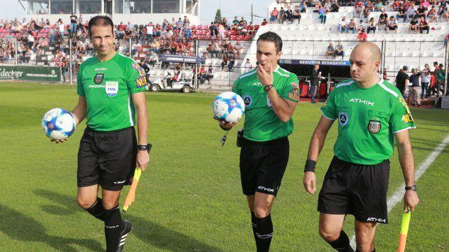Patricio Loustau será el árbitro del partido de Patronato ante Quilmes