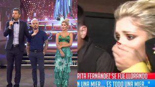 Aunque Laurita se fue llorando, Fede Bal se mostró feliz con su paso por el Bailando