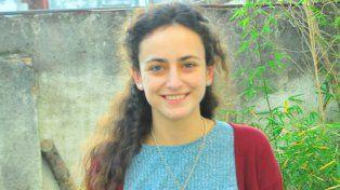 Nadia fue elegida para encabezar la lista de MST La Nueva Izquierda en la elección de medio término. FotoUNOJuan Manuel Hernández.