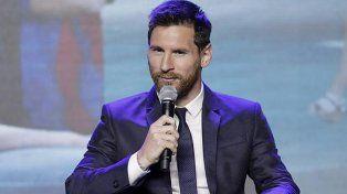 Messi rompió el silencio y habló de la Selección