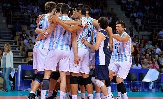 Argentina debuta ante Rusia por la Liga Mundial