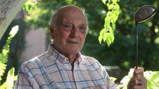 Falleció Roberto De Vicenzo, el número uno del golf argentino