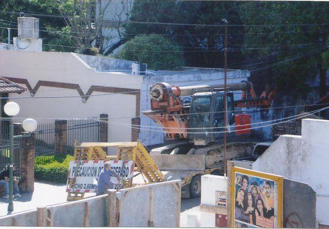 La Municipalidad no frenó la obra del edificio más alto de Entre Ríos