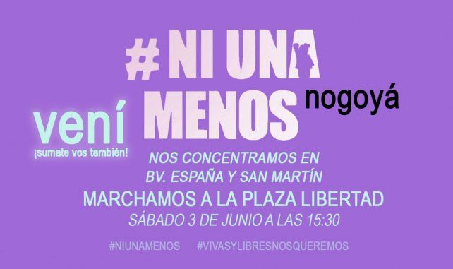 Keili González: Sin las travas y trans no hay Ni Una Menos