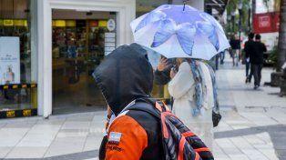 Jornada con probables lluvias y una máxima de 18 grados