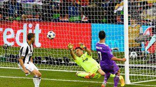 Real Madrid aplastó a la Juventus y se coronó campeón de la Champions