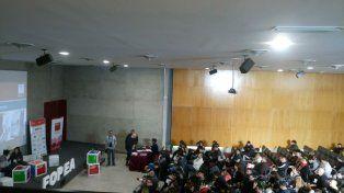 Más de 400 personas participaron del VI Congreso de Periodismo Digital que finalizó hoy en Córdoba.