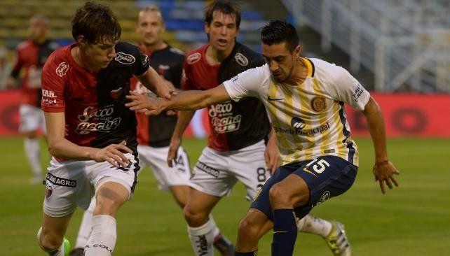 Central y Colón igualaron sin goles