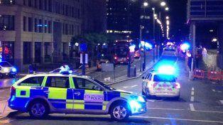 Seis personas murieron y veinte resultaron heridas en ataques terroristas en Londres