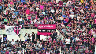 Así será el operativo de seguridad del partido Patronato vs Atlético Tucumán