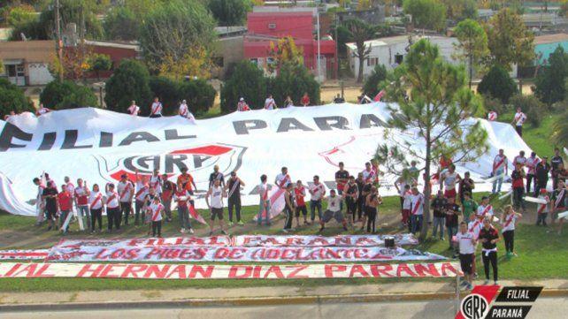 En Paraná Boca tiene más socios cancha que Patronato
