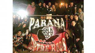 San Lorenzo tiene 296 socios en Paraná y 94 en Paraná Campaña.