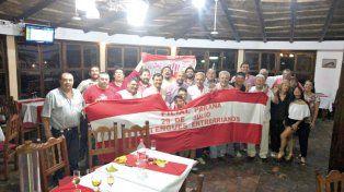 Unión tiene registrado 210 socios en Paraná.