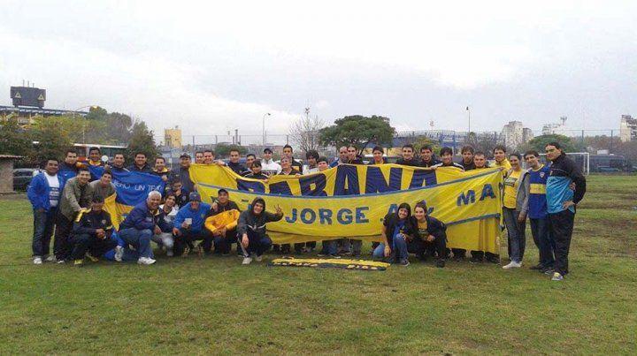 Boca tiene 1.500 socios solo en la ciudad de Paraná