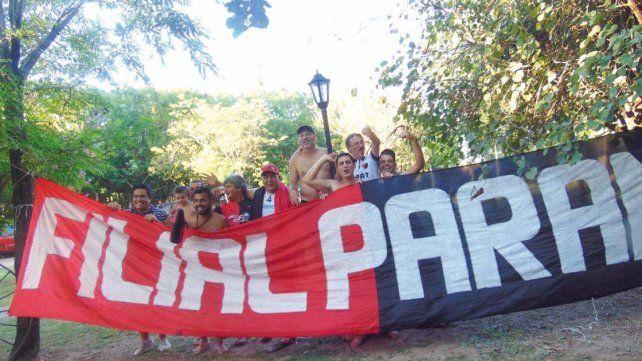 Independiente en Paraná tiene 315 socios según el último padrón informado por la Peña Roja Paraná.