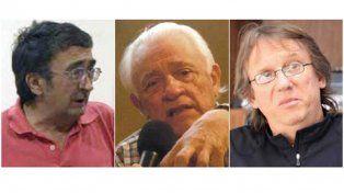 Calderón, Rossi y Enz. Política, historia y metafísica en el periodismo.