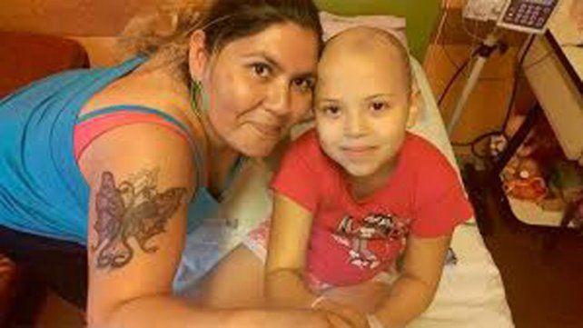 Antonella: Estoy contenta porque los médicos le dijeron a papi que mi médula volvió a funcionar