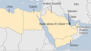 Seis países árabes cortan relaciones con Qatar acusándolo de respaldar al terrorismo