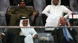 Unos supuestos comentarios del emir de Qatar