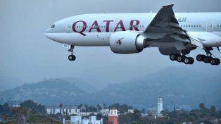 Los vecinos de Qatar están cortando todo tipo de contacto aéreo