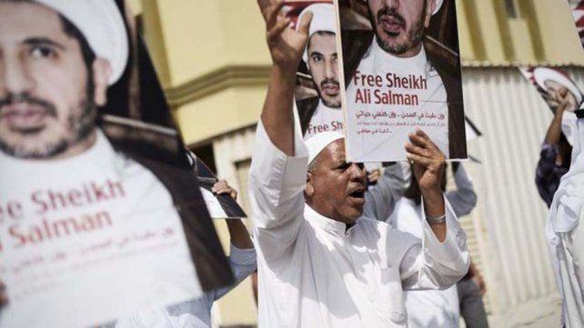 Bahréin es uno de varios países que acusan a Qatar de inmiscuirse en sus asuntos internos.