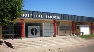 Una niña fue hospitalizada tras recibir golpes de su entorno familiar