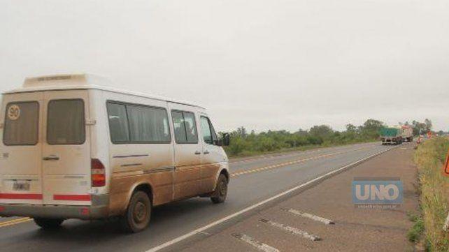 Recomiendan precaución al circular por rutas y caminos de la provincia