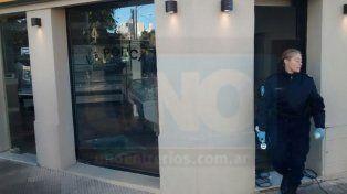 Sustrajeron la caja registradora de un comercio de venta de carne cerdo, en Paraná