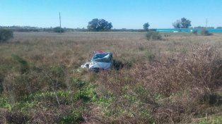 Falleció tras chocar contra un árbol y un guadarraíl, en la ruta provincial 20