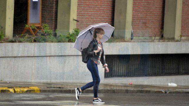 Jornada con probabilidad de lluvias y chaparrones y una máxima de 15 grados
