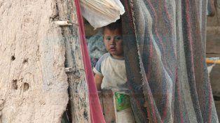 Paraje La Sirena en el impenetrable en la Provincia de Chaco