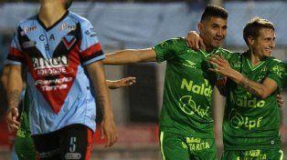 Sarmiento cortó con la maldición y sigue en la Copa