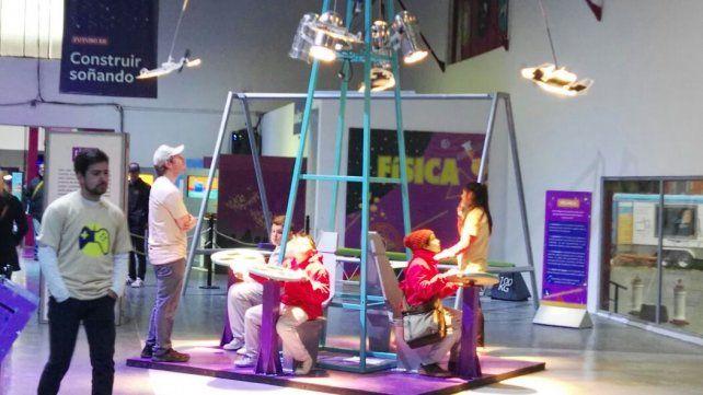 Terminó la espera: Arte, cultura, ciencia y amor por el conocimiento están fusionados en Tecnópolis