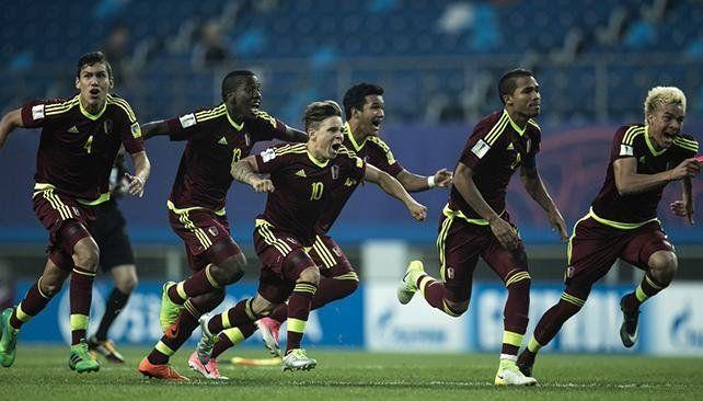 Venezuela jugará la final del Sub 20 por primera vez en su historia