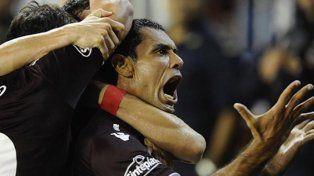 Lanús goleó en Formosa y sigue en la Copa Argentina