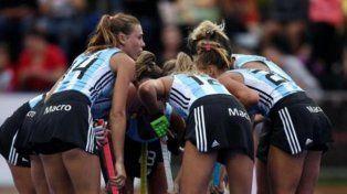 Las Leonas volvieron a la victoria en un amistoso jugado en Londres