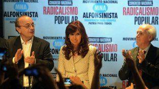 Movimiento Nacional Alfonsinista Forja se pronunció sobre la profanación de la tumba de Alfonsín