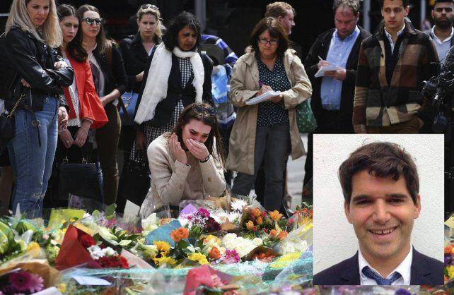 Rajoy subió el rango de la distinción a Echeverría: pedirá la Gran Cruz de la Orden del Mérito Civil