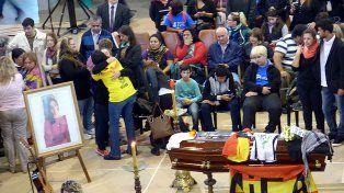 Todo el país habló de la despedida a Micaela García en Concepción del Uruguay.