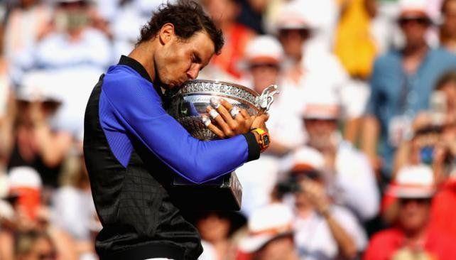Nadal ganó su décimo Roland Garros