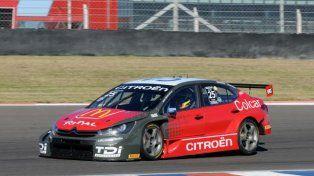 Esteban Guerrieri se quedó con la victoria en el Súper TC 2000