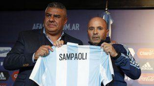 Tapia: Necesitábamos un entrenador con el carácter de Sampaoli