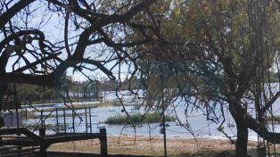 En la capital provincial, el río Paraná está a 24 centímetros del nivel de evacuación
