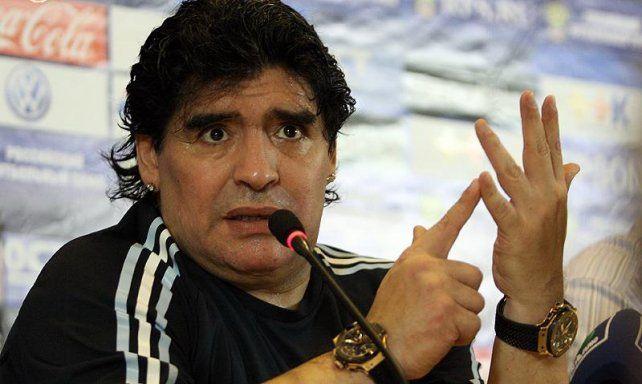 No para de facturar: Diego y el ahora millonario negocio de la antorcha