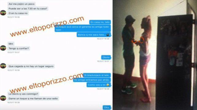 El video de Diego Latorre y Natacha Jaitt en sus encuentros sexuales